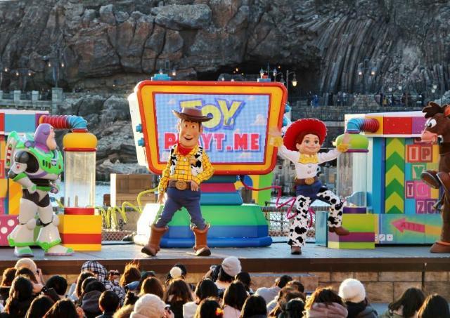 ピクサー映画の人気者が大集合! TDS初開催の「ピクサー・プレイタイム」が楽しい