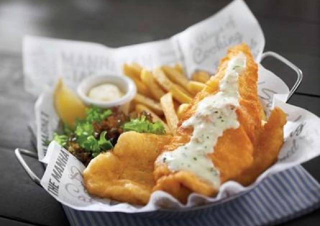 1000人にフィッシュ&チップス無料提供! 渋谷の新シーフードレストラン