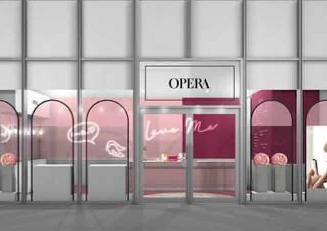 大人気の「オペラ」リップティント、全カラー試せるイベントやるよ~!