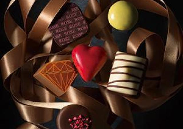 九州の名店がコラボチョコを創作!見どころ満載「ショコラ プロムナード」