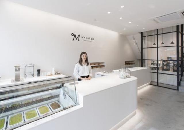 新たなお茶の楽しみ方を提案する日本茶専門店、オープン!