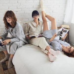 ユニクロ×イネス新作、2990円のパジャマは早めにゲットすべき