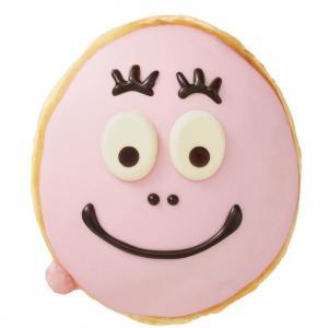 【罪深い可愛さ】バーバパパがドーナツに変身しちゃいました。