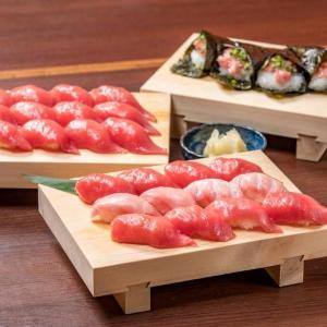 新宿で「まぐろ握り食べ放題」やってるよ~!  3480円で好きなだけ...