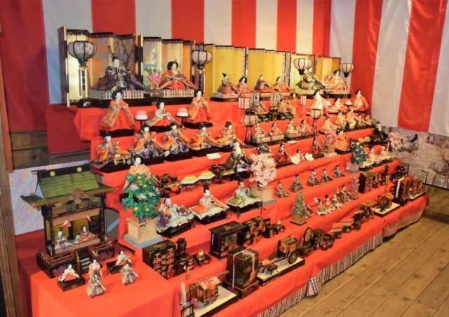 約100点の雛人形を展示!「田中酒造雛まつり2018」開催