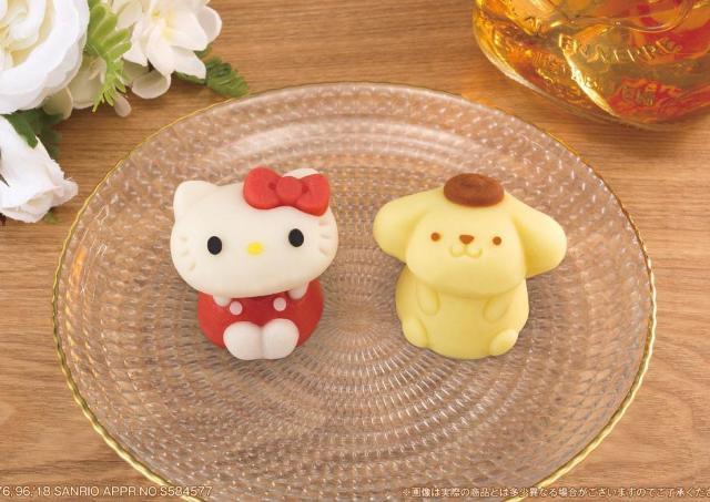 【今日発売】ローソンの新和菓子、食べるの申し訳なくなる可愛さ