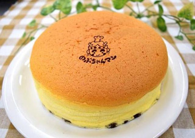 イオンモール筑紫野に「のぶちゃんマンのチーズケーキ」オープン!
