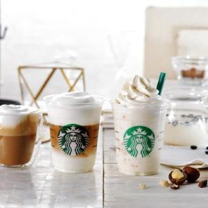 スタバに登場する「白いコーヒーフラペチーノ」が気になるぞ...
