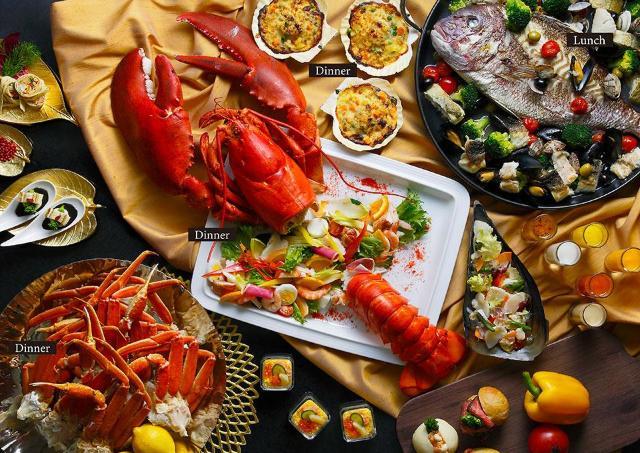 海鮮料理と創業90周年特別メニューを堪能 「シーフードフェスティバル」開催