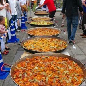スペイン料理を全力で楽しむ! 代々木公園で「パエリア・タパス祭り」