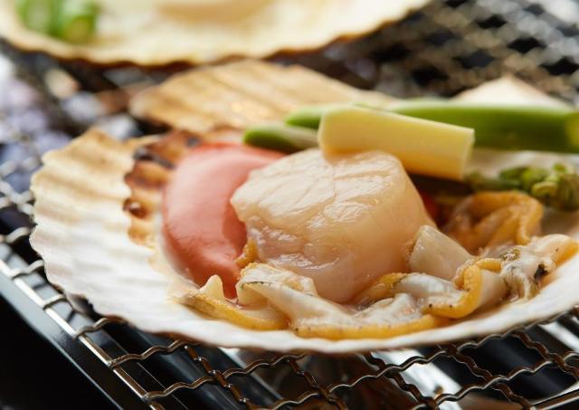天然ホタテの専門店、中野にオープン!北海道から毎日直送