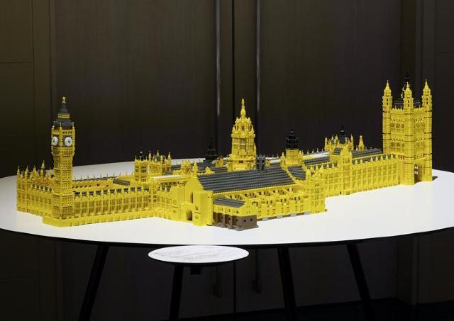 レゴブロックで作った世界遺産展、ついに函館上陸!
