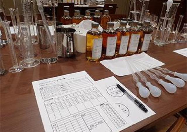 ブレンダー気分で自分好みのウイスキーを作ろう!