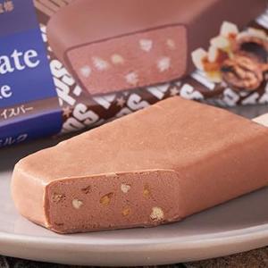 セブンに再登場!「トップスのチョコケーキ」再現したアイスバー