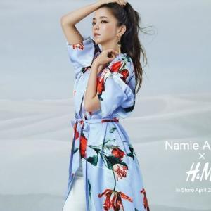 H&Mが安室奈美恵とコラボ! 初夏のフェミ服をプチプラで