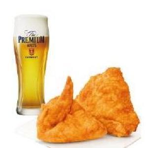 ビール&チキンを500円で! KFCにちょい飲みメニュー誕生