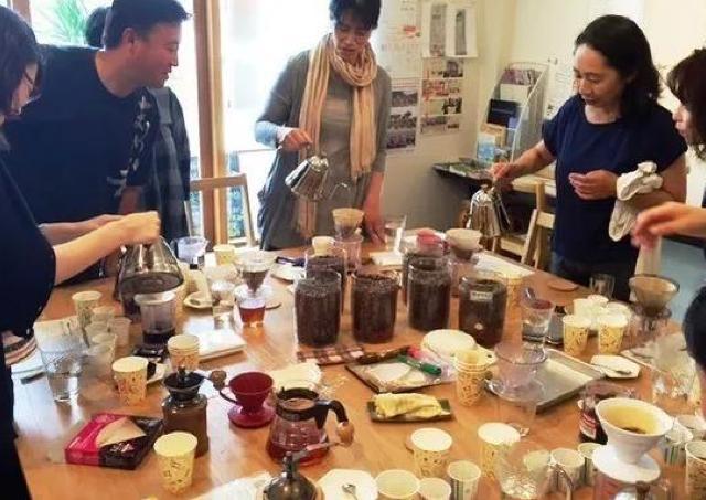 世界に一つだけのオリジナルブレンドを作るコーヒー教室