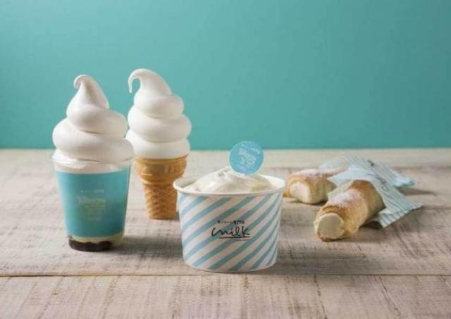 大人気の生クリーム専門店「ミルク」、渋谷マルイにオープン!