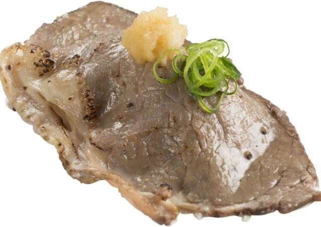 寿司屋なのに肉・肉・肉! スシロー開業以来初の「にく寿司フェア」
