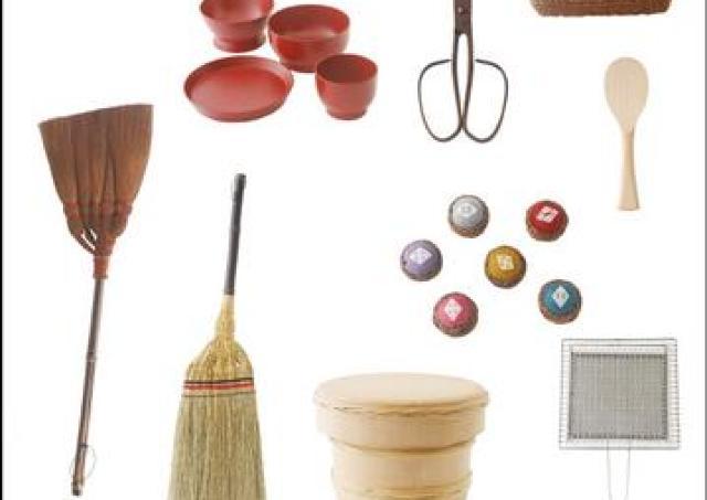 「日本の道具」を展示・即売!「日本の道具展」開催
