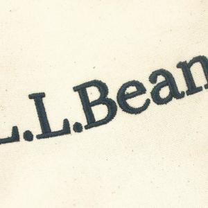 衝撃の1900円。LLBeanに最強のトートがあるの知ってます?