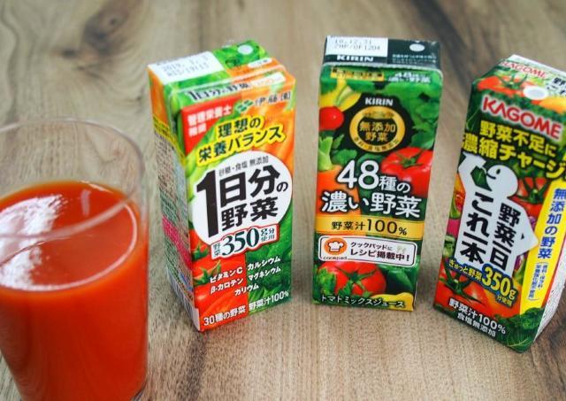 野菜ジュース、実はめちゃくちゃ優秀な「調味料」だった。