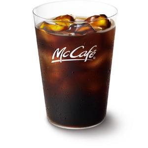 マクドナルド、アイスコーヒーSサイズを無料提供!