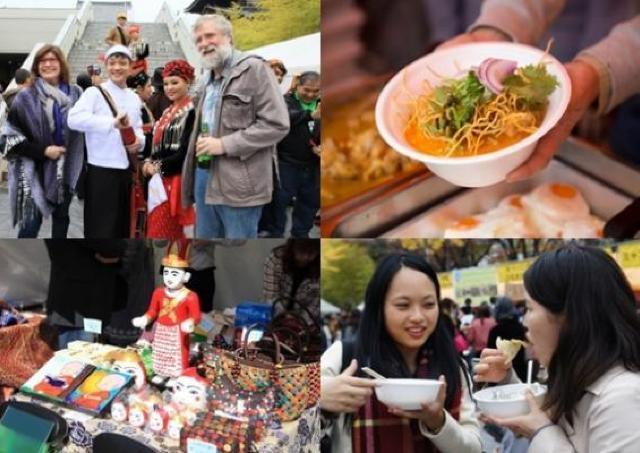 話題の俳優・森崎ウィンのソロライブも! 日本最大級の「ミャンマー祭り」