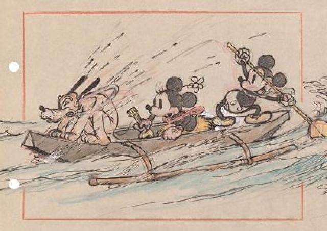 約500点の原画やスケッチがズラリ! 宮城県美術館で「ディズニー・アート展」