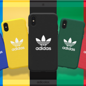 【特集プレゼント】アディダスオリジナルスiPhone Xケース アディカラーシリーズ TPUケース  [adicolor Snap Case iPhone X ](計10名様)