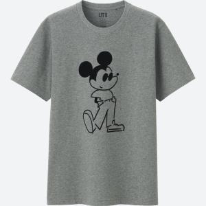 ユニクロUT、長場雄らが手がける「ミッキーTシャツ」発売!