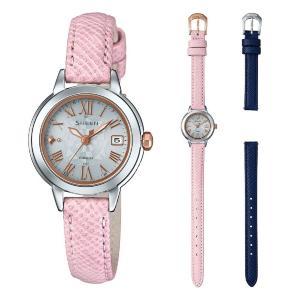 【特集プレゼント】着せ替えできる腕時計! CASIO「SHEEN」のニューモデル(計1名様)