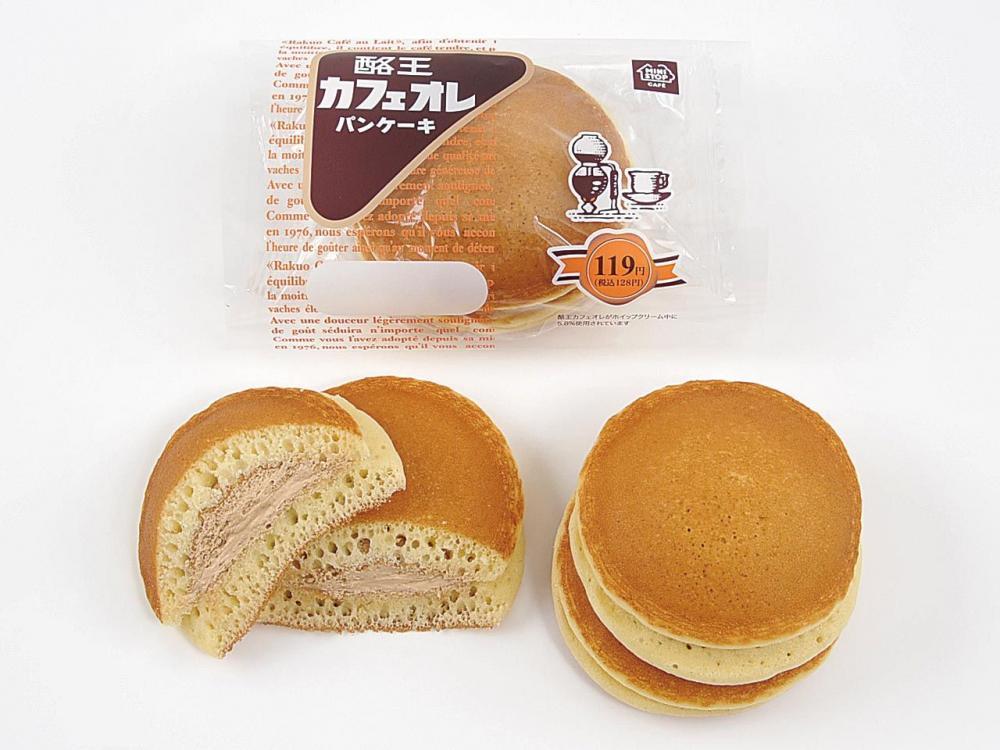 東北限定だった「酪王カフェオレパンケーキ」、東京でも買えるように!