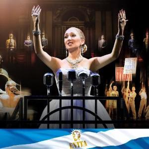 ミュージカルファン垂涎。あの「エビータ」が奇跡の初来日!