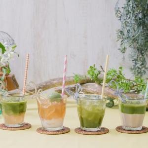 ケール青汁の新感覚ドリンク、無料でどうぞ。表参道に期間限定カフェ