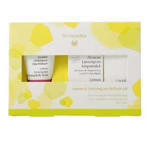 【プレゼント】Dr.ハウシュカ 「レモンとレモングラスのリフレッシュキット」(計3名様)