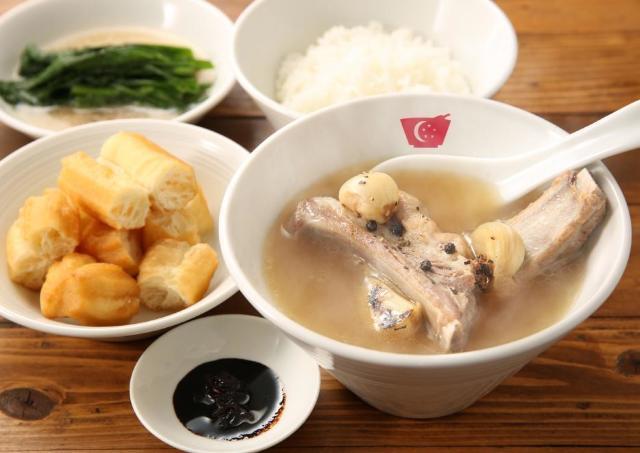 シンガポールの郷土料理「肉骨茶」の専門店、麻布十番にオープン!