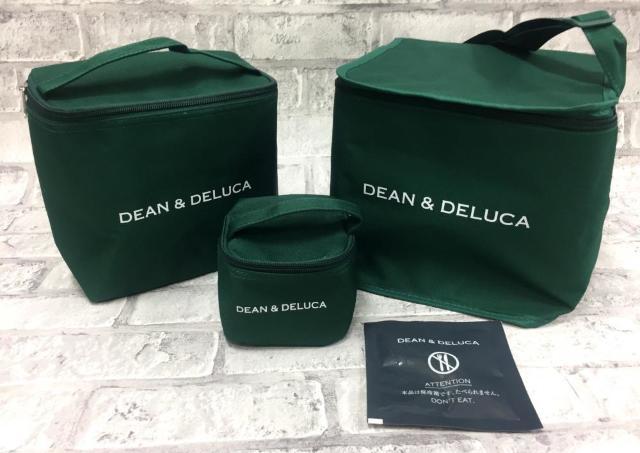 すでに完売店続出。雑誌付録のディーン&デルーカ保冷バッグが大人気!