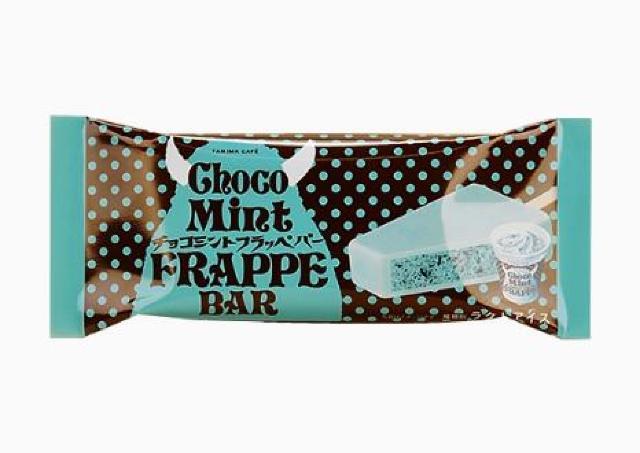 ファミマで激売れの「チョコミントフラッペ」、アイスになって登場!