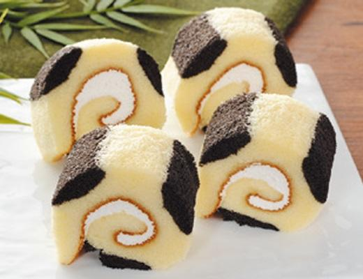 ローソン新商品、動物モチーフのロールケーキが難解すぎる。