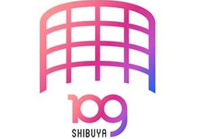 SHIBUYA109の外壁ロゴ、2019年春に新しくなります。