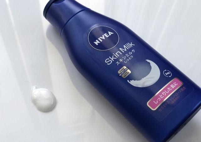 SNSで話題の「ニベアミルクでメイク落とし」 ...美容家が徹底検証!