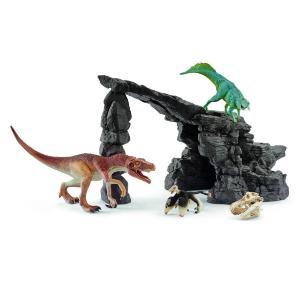 【プレゼント】子供と一緒に楽しめる 「恐竜たちの洞窟プレイセット」(3名様)