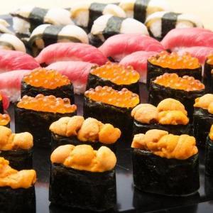 大トロ、ウニ、イクラ、アワビ... 高級寿司がまさかの食べ放題!