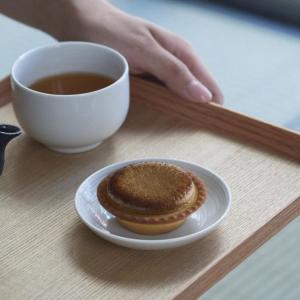 ほうじ茶好きの皆さん~!「加賀棒茶」のチーズタルトがBAKEに登場