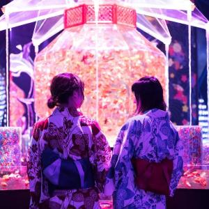可愛い風鈴ももらえる!日本橋でお得な浴衣散歩はいかが?