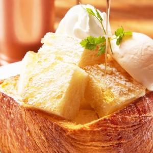 高級食パン「MIYABI」のハニートースト、3日間だけ半額に!