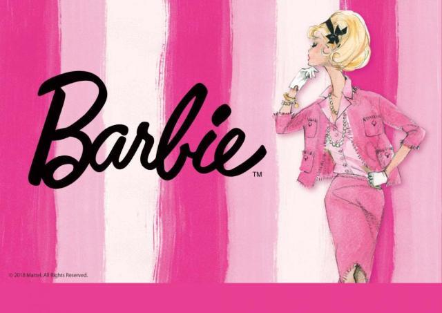 女子の憧れ「バービー」デビュー60周年「Barbie Pink Collection」