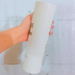 セリアのこのボトル、家の「生活感の塊」を隠してくれるんです。