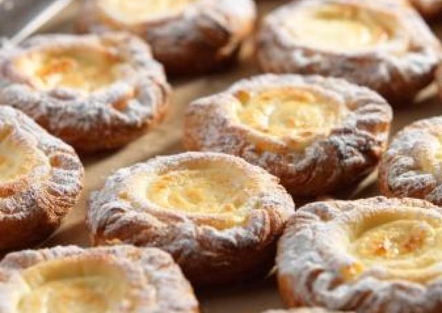 ルタオ新ブランドの「フロマージュデニッシュ」、今だけ銀座で食べられる!